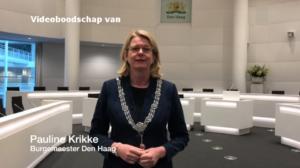 Videoboodschap van Pauline Krikke